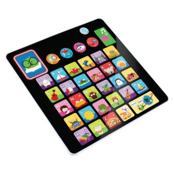 Kidz Delight KIDZ DELIGHT Smooth Touch Alphabet Tablet