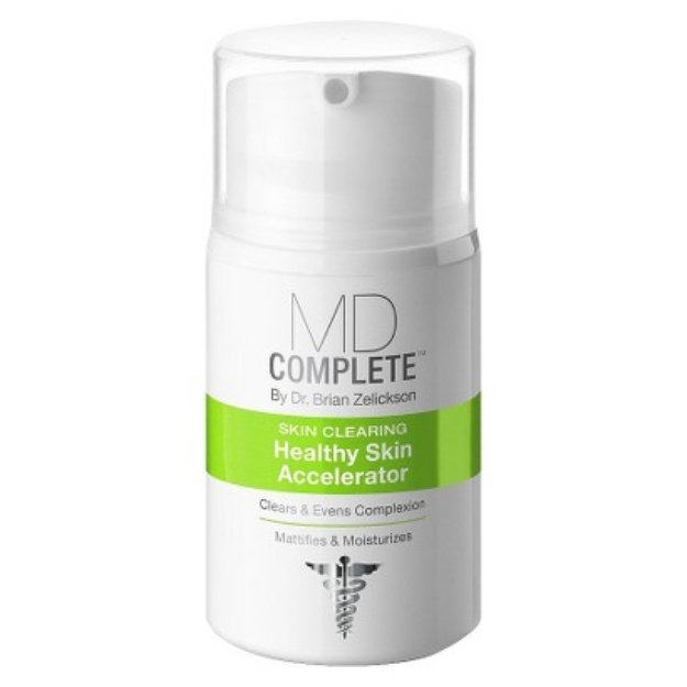 MD Complete Skin Clearing Healthy Skin Accelerator Treatment Serum -
