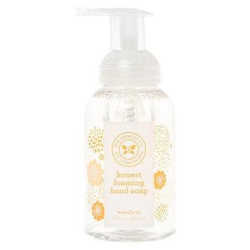 The Honest Company Honest Mandarin Foaming Hand Soap - 8.5 oz.