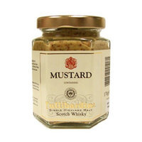 Mackay's Mackays Tullibardine Scotch Whisky Mustard, 6-Ounce (Pack of 3)