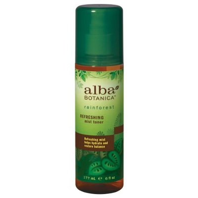 Alba Botanica Rainforest Refreshing Mist Toner Bottle