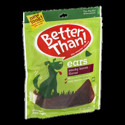 Better Than! Dog Treats Ears Smoky Bacon