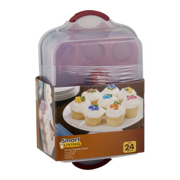 Smart Living 24 Cup Cupcake Carrier