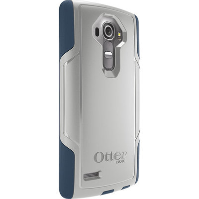 OtterBox - Commuter Series Case for LG G4 Cell Phones - Casual Blue