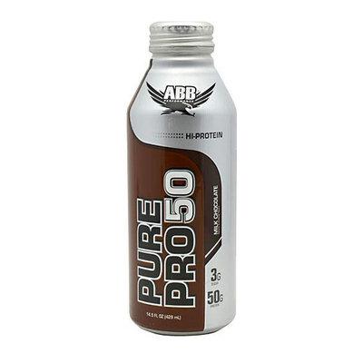 American Bodybuilding Pure Pro 50 Milk Chocolate Protein Drinks