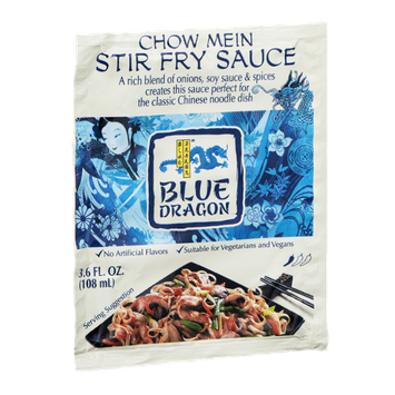 Blue Dragon Stir Fry Sauce Chow Mein