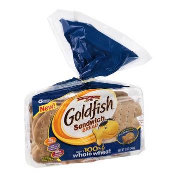 Goldfish® 100% Whole Wheat Sandwich Bread