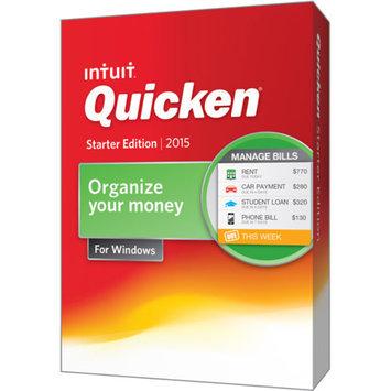 Intuit Quicken 2015 Starter Edition (PC)