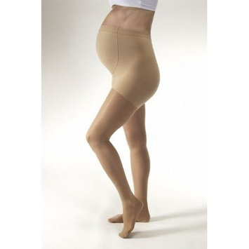 Sigvaris Select Comfort Maternity Pantyhose Women's Closed Toe 20-30mmHg, M1, Black