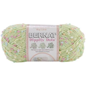 Dummy Spinrite Dippity Dots Yarn Green