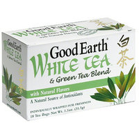 Good Earth White Tea & Green Tea Blend