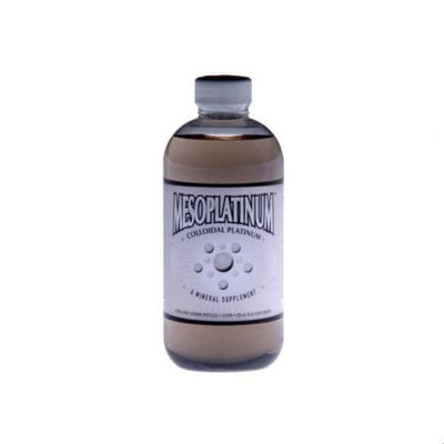 Purest Colloids MesoPlatinum ® 10 ppm Colloidal Platinum 250 mL/8.45 Oz