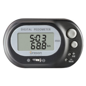 Oregon Scientific PE320 Pedometer With Panic Alarm