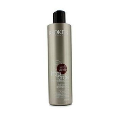 Redken Intra Force System 2 Shampoo Restorative Cleanser For ColorTreated Thinning Hair & Scalp 9.8 oz