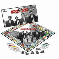 Monopoly The Beatles Collector's Edition Ages 8+