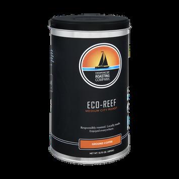 Chesapeake Bay Roasting Company Eco-Reef Medium City Roast Ground Coffee