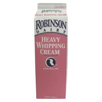 Prairie Farms Dairy Robinson Dairy Heavy Whipping Cream 32 oz