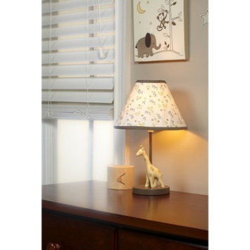 NOJO Dreamy Nights Lamp & Shade