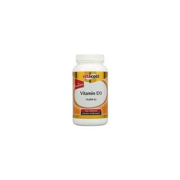 Vitacost Brand Vitacost Vitamin D3 (as Cholecalciferol) -- 10000 IU - 365 Capsules