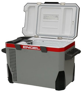 Engel Mr040 Ac/Dc 40-Qt. Fridge-Freezer