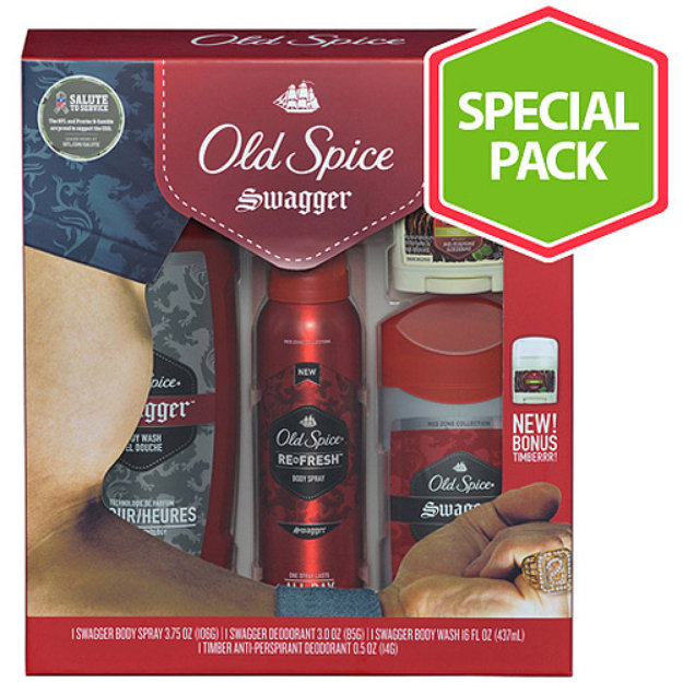 Old Spice Swagger Gift Set, 4 pc