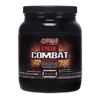 Ultimate Nutrition Pre Combat Powder, Fruit Punch, 2.2 Pound