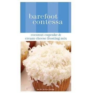 Barefoot Contessa Pantry Coconut Cupcake Cream Cheese Frosting Mix.