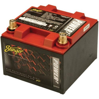 Stinger 925-Amp Battery with Metal Case