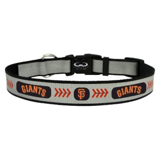 GameWear San Francisco Giants Reflective Large Baseball Collar