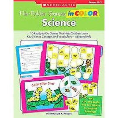 Science Grades K-2 (Paperback)
