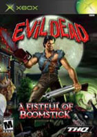THQ Evil Dead: Fist Full of Boomstick