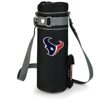 Nfl - Houston Texans Picnic Time NFL Houston Texans Wine Sack Digital Print Insulated Single Bottle Tote