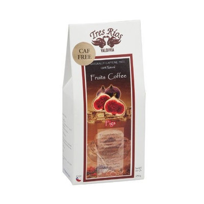 Tres Rios Fruits Coffee Figs, 8.81-Ounce (Pack of 3)