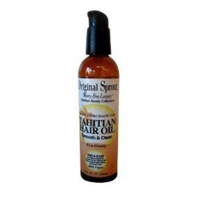 Original Sprout Tahitian Hair Oil 4 oz.