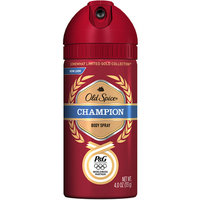 Old Spice Champion Body Spray