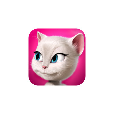 Out Fit 7 Ltd. Talking Angela for iPad