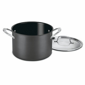 Cuisinart GG66-24 GreenGourmet 8-Quart. Stockpot w/Cover