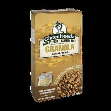 Glutenfreeda Apple Almond Honey Granola