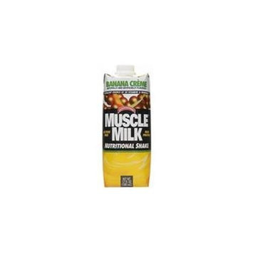 Cytosport Rtd Mscle Mlk Bnn Creme 16-Fluid Ounce -Pack of 12