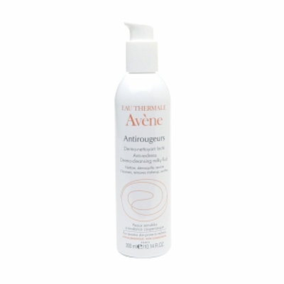 Avene Antirougeurs Anti-Redness Dermo-Cleansing Milky Fluid, 10.14 fl oz