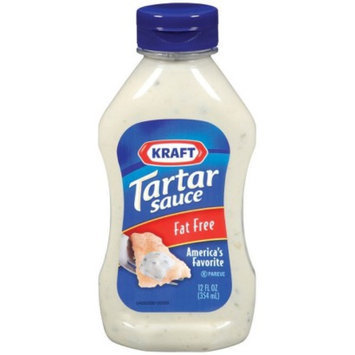 Kraft Fat Free Tartar Sauce 12oz