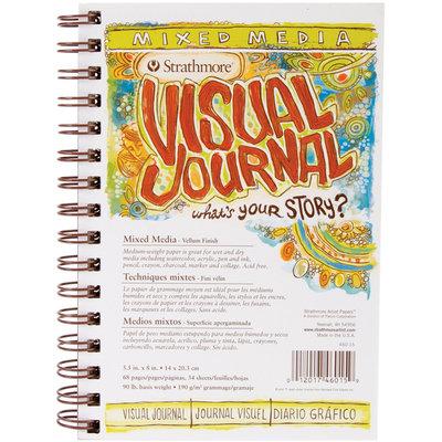 Strathmore Visual Journal Mixed Media 5.5x8