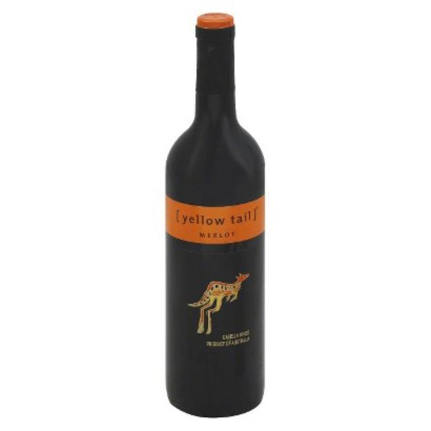 [Yellow Tail] Merlot Wine 750 ml