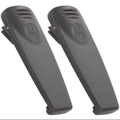 Motorola RLN6307 (2-Pack) Spring Action Belt Clip