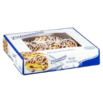 Entenmann's Pecan Danish Ring