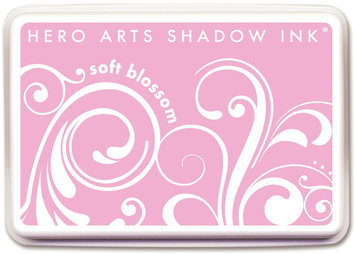 Crown Marking Equipment Co. Hero Arts Shadow Inks-Soft Blossom