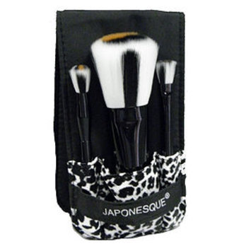 Japonesque Safari Chic Brush Set, 1 ea