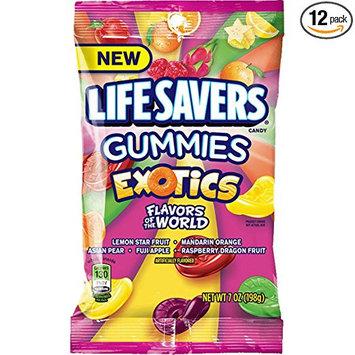 Life Savers Exotics Gummies Candy