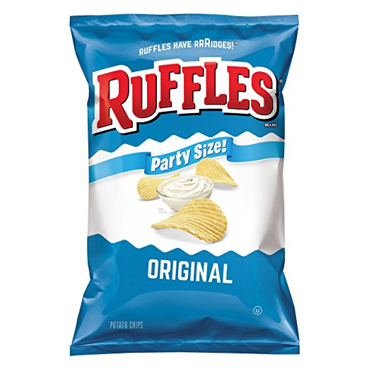 Ruffles® Potato Chips Original
