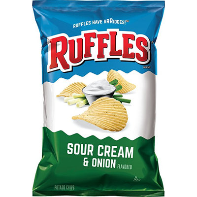 Ruffles® Potato Chipssour Cream & Onion